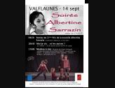 Soirée de remise du prix Albertine Sarrazin